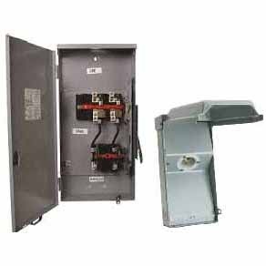 Transfer Switches & Power Inlets
