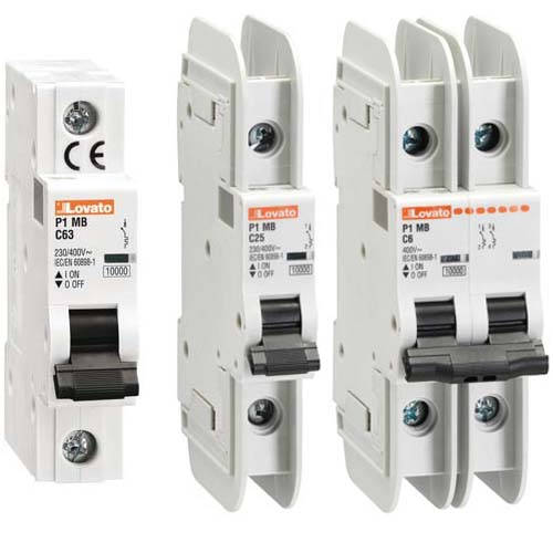 Thermal Magnetic and Residual Current Circuit Breakers