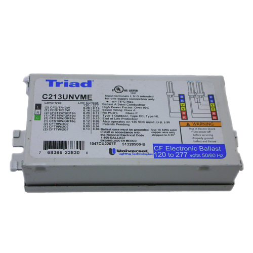 13 Watt 4 Pin GX24q-1 Base CFL Ballast