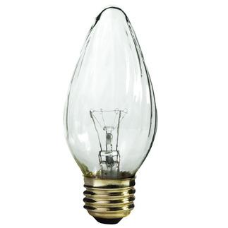 Wrinkled Flame Glass