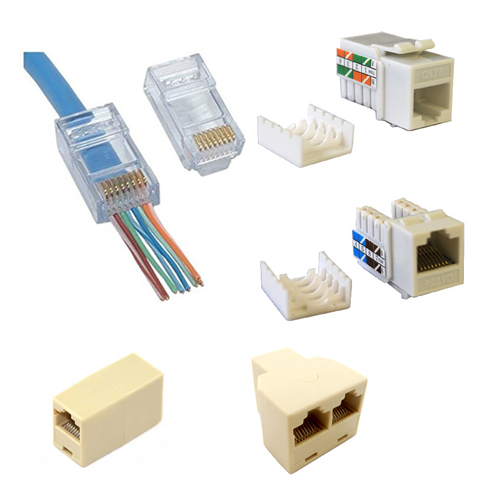 Network Cable Adapter & Accessory