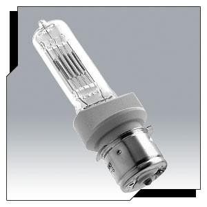 Ushio 1000087 - BTR - 1000 Watt - 120 Volt - Clear - C-13D Filament - P28s Base - Halogen Bulb - 50 Packs