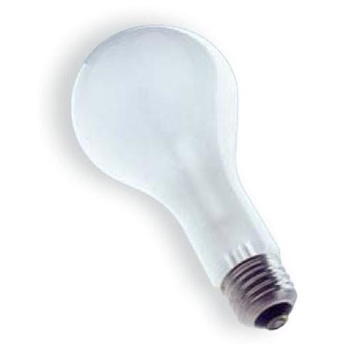 Ushio 1000263 - EBV - 500W - 120V - PS25 Frost - Medium Screw E26 Base - Incandescent Photoflood Lamp - 30 Packs