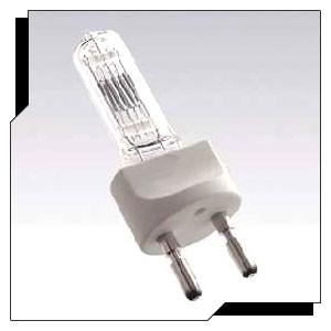 Ushio 1000631 - FTM - 2000 Watt - 220 Volt - Clear - C-13 Filament - GY16 Base - Halogen Bulb