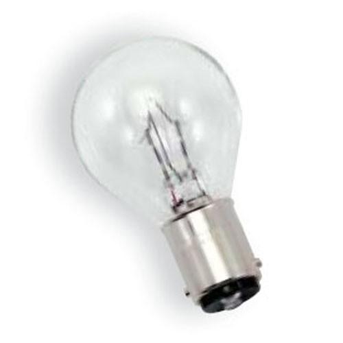 Ushio 1000066 - BNF - 75W 120V - BA15d Base - Incandescent Projection Bulb - 12 Packs