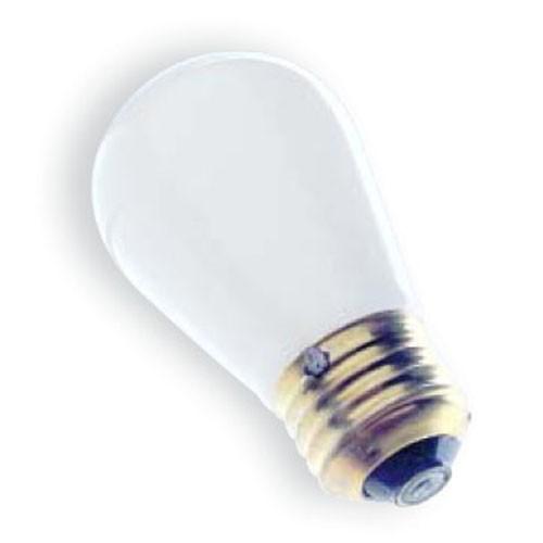 Ushio 1001266 - PH140 - 75W 120V - S14 Frosted - Medium Screw E26 Base - Incandescent Photographic Enlarger Lamp - 30 Packs