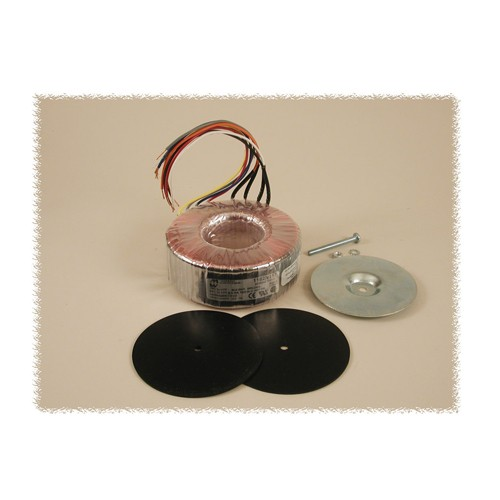 Hammond 1182S15 - Toroid Power Transformer - 117/234 VAC  Dual Primary - 50/60 Hz - 300VA