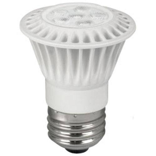 TCP LED7P1627KNFL - 7 Watt - PAR16 - 25,000 Hours - 2700 Kelvin - Narrow Flood - Dimmable - LED Light Bulb - 12 Packs