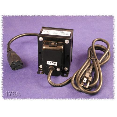 Hammond 176A - Plug-In Line Transformer - Primary 115Vac - Secondary 230Vac - 50/60 Hz - 100VA