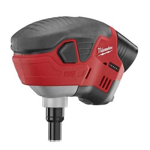 Milwaukee 2458-21 - M12™ Cordless Lithium-Ion Palm Nailer Kit