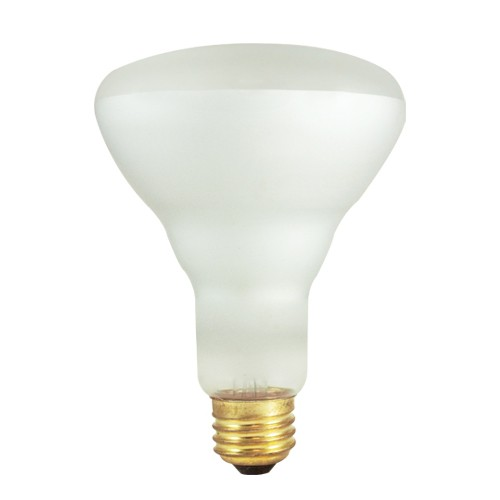 Bulbrite 248005 - 50W - BR30 Bulb Type - Indoor Reflectors - Medium E26 Base - 275 Lumens - 2700K Warm White - Dimmable - 130V - 12 Packs