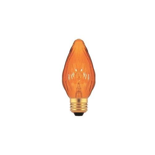 Symban 60W F15 Amber - Medium E26 Base