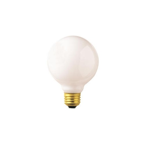 Symban 25W G25 White - Medium E26 Base