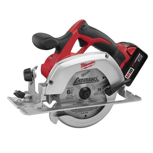 "Milwaukee 2630-22 - M18 Cordless LITHIUM-ION 6 ½"" Circular Saw"