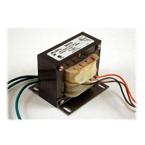 Hammond 265V6 - Power Transformer - Low Voltage - Filament High Current - Chassis Mount - 117/234 VAC - 50/60Hz Dual Primary - 126VA