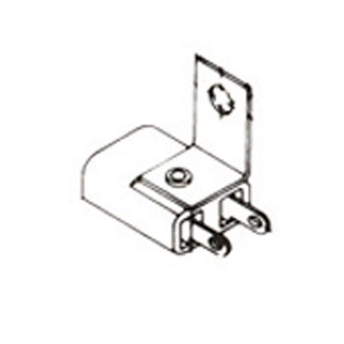 Etlin Daniels 27VC-224 - Halonge Cycle G4 BI-PIN - 14V - 20W - 2 Wirs leads - Hi-heat plastic body - Insulated bracket