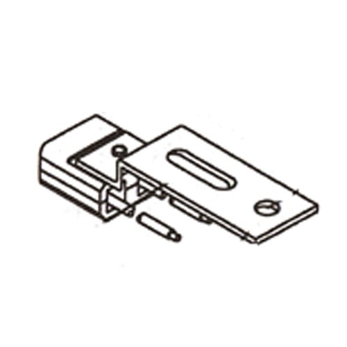 Etlin Daniels 27VC-274 - Halonge Cycle G4 BI-PIN - 14V - 20W - 2 Wirs leads - Hi-heat plastic body - Insulated bracket