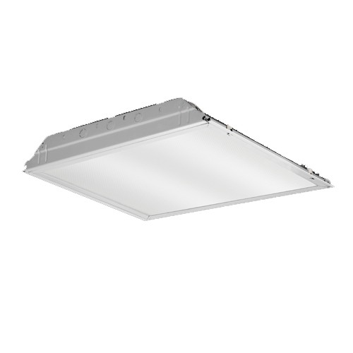 Lithonia Lighting 2GTL2 3300LM LP835 - 2x2 LED Recessed Troffer - Nominal 3300 Lumens - 3500K Neutral White - 120-277V - CRI 80+