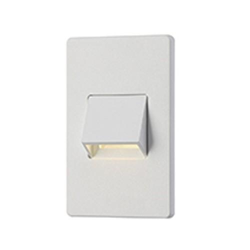 Eurofase 30289-017 - OUTDOOR INWALL - 3.3W LED - White - 120V