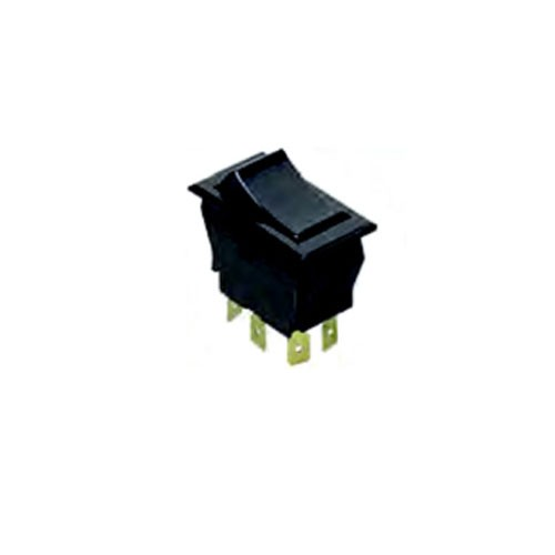 Techspan 35-3695 - Std Appliance Rockers - DPDT - (ON)-OFF-(ON)