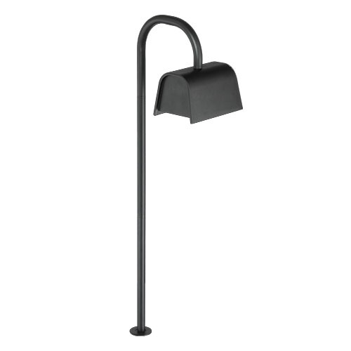 Eurofase 35893-011 - Outdoor LED Path Light - 12V - 4 W - 155 Lumens - 3000K Warm White - Black