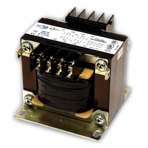 Delta DCO350LH - Single Phase - Open Style Control Transformer 350VA - Primary 347/380V Secondary 120/240V - Copper