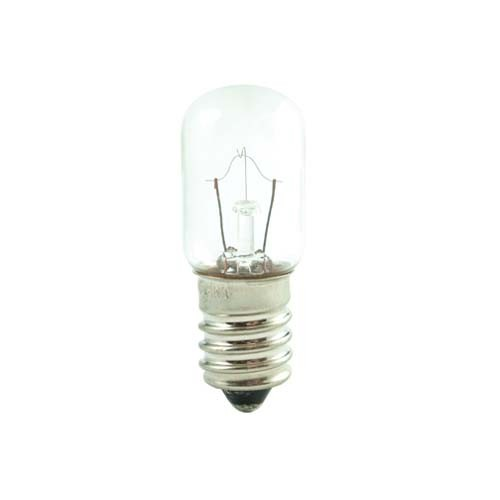 Bulbrite 715002 - 8W T5.5 Clear - 60V - E14 Base - 50 Packs
