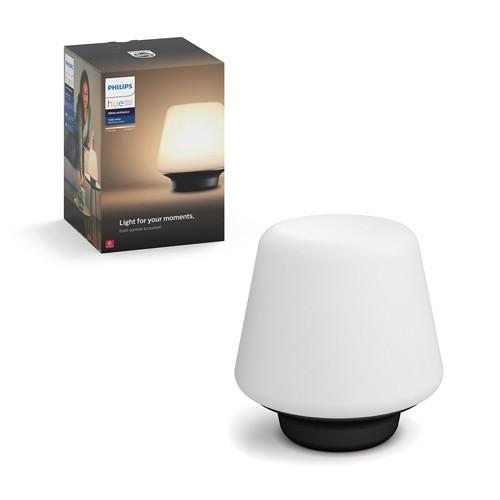 Philips 4100730U7 - Hue White Ambiance Wellness Table Lamp - Living & Bedroom - 120V - E26 LED Bulb