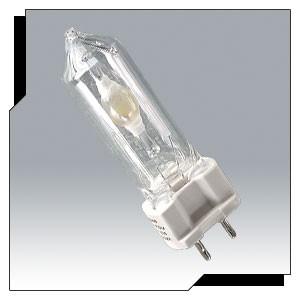 Ushio 5000950 - UHI-S150DW/A/UVP - 150 Watt - Metal Halide - 3000K Warm White - T7 Clear - UV Protected - G12 Base - ANSI M102/E - 10 Packs