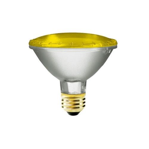 Symban 75 Watt - 130 Volts - PAR30(Short Neck) - Flood - Yellow
