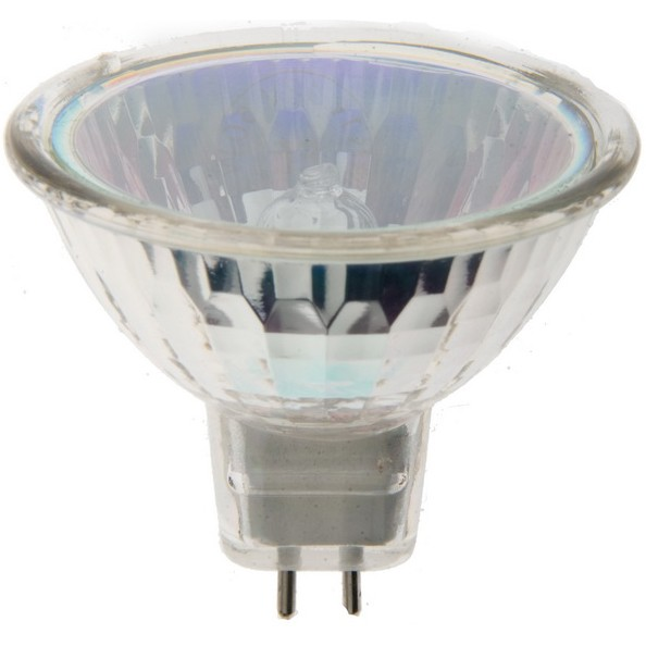 Plusrite 3123 - 35 Watt - MR16 - Energy Saving - IR Halogen Bulbs - Narrow Flood
