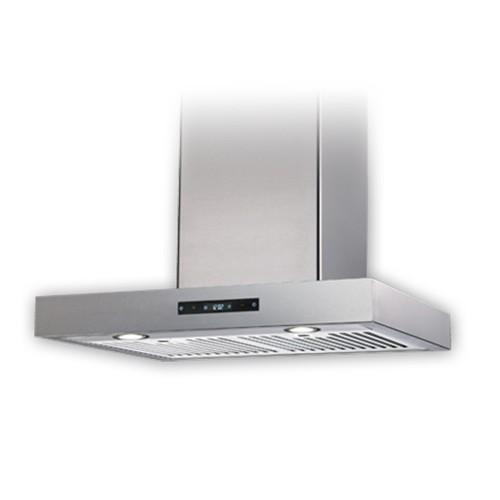 Lumifaro 24930-480-S - Range Hoods - 480 CFM - Low Speed 0.4 To Hi 7.0 Sones - Stainless Steel