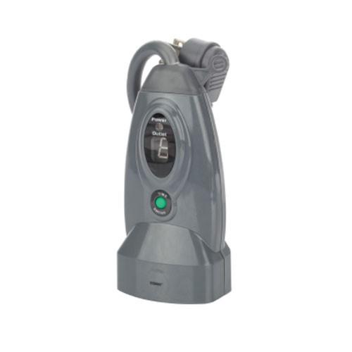 Tork 654A Digital Outdoor Photocell Timer - 2 Grounded Outlets - 125V