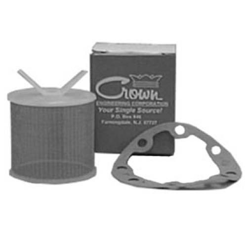 ALLTEMP 69-40676 - Pump Strainers - Gasket Only - Model J,H & S pump strainers - 6 Packs