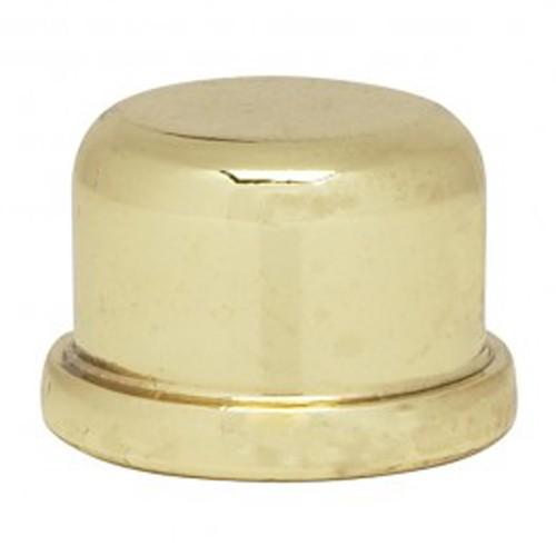 Satco 80-1181 - Finial Zinc Die Cast - Polished Brass Finish