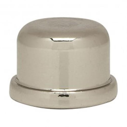 Satco 80-1182 - Finial Zinc Die Cast - Nickel Finish