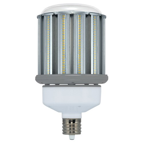 Satco S8717 - 120 Watt - LED HID Replacement - 5000K Natural Light - Mogul Extended Base - 16000 Lumens - 277-347V