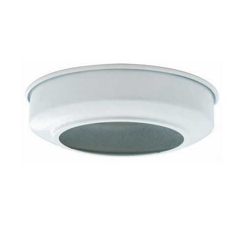 "Satco 90-108 - Canopy Extension - 5-3/4"" Diameter - White Finish"