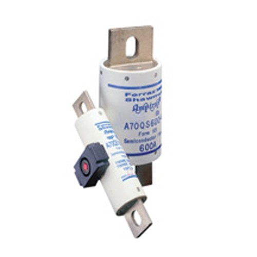 Mersen A70QS500-4 - Semiconductor Protection Fuse - High-Speed - 700V - 500 Amp