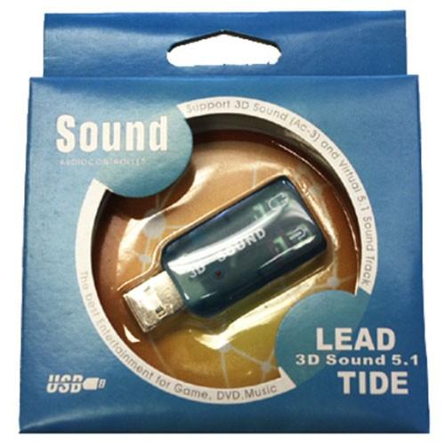 USB 5.1ch Sound Adapter