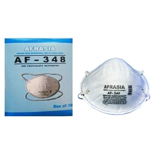 Afrasia AF-348 - N95 Approved Masks - 20 Pieces