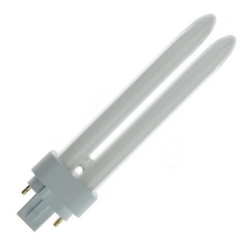 Major Brand - 18 Watt - Double Tube - 4 Pin - G24q-2 Base - 3000K - CFL