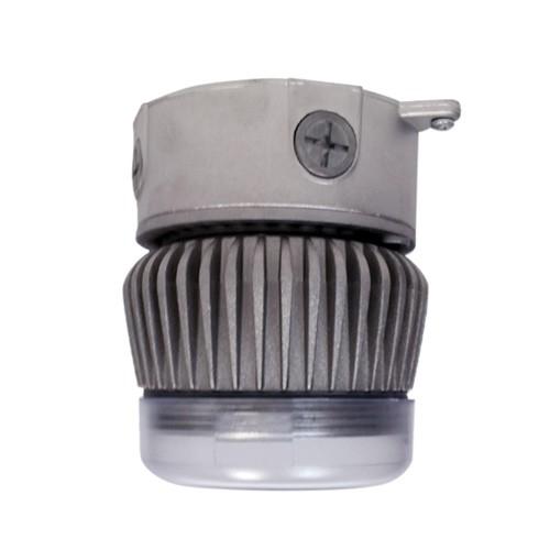 RAB Design DVAKS-LED14-B-3K-NAT-FR - 14 Watt - 120V-277 Volt - 3000K Warm White - 1400 Lumens - Frosted Lens - Natural Aluminum Finish