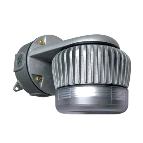 RAB Design DVBKS-LED14-B-5K-NAT-FR - Vapourproof Fixture - 14 Watt - 120-277 Volt - 5000K Daylight - 1400 Lumens - Frosted Lens - Natural Aluminum Finish