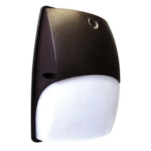 Rab Design DWL1-LED18 - 19Watt - 1810 Lumens - 5000K Daylight - 120V - Bronze - Photocell Include - Replace Up to 70W HPS