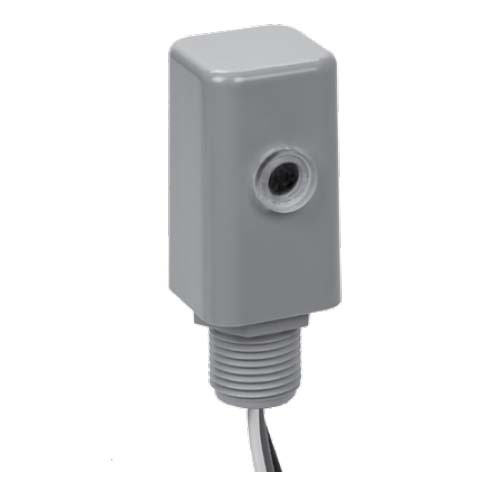 Intermatic EK4136S - Electronic Photo Control - Stem Mount - Dusk-To-Dawn - Ideal for LED Fixtures - 105-305 VAC