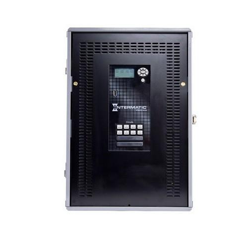 Intermatic ET90815CR - 365-Day Electronic Astronomic Time Switch - NEMA 3R Indoor/Outdoor Steel Case - 8 Circuit - SPDT - 30 Amps - 120-277 Volt