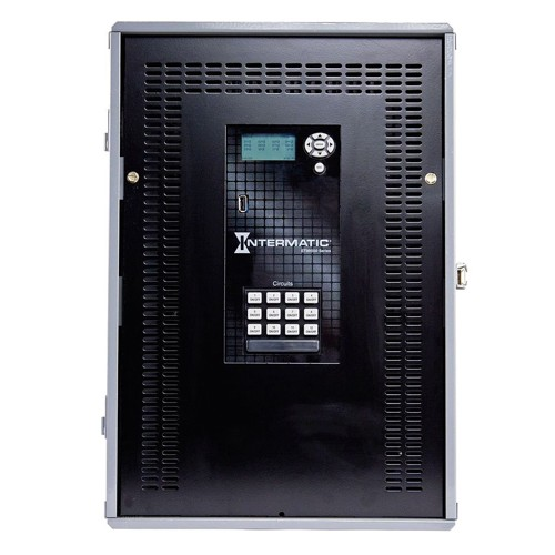 Intermatic ET91215CR 30A 120-277V SPDT 365-Day Astronomic Energy Control With Type 3R Steel Enclosure