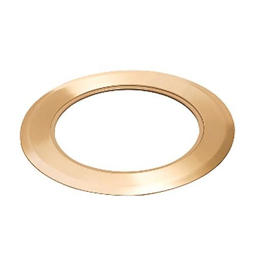 "Arlington FLB45CRMB - Carpet Rings for FLB4364 Series DROPIN™ BOX - 6"" diameter - Covers cut ends of carpet - Brass plated"