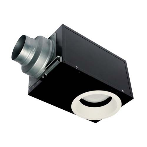 WhisperRecessed™ 80 CFM Designer Fan/Light Combination - Panasonic FV-08VRL1